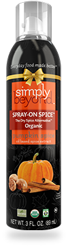 Organic pumpkin Spices